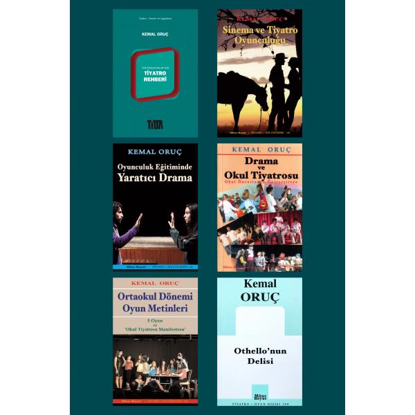 Tiyatro ve Drama Kitap Seti